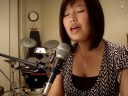 Footprints in the Sand (cover) by Christine Nguyen