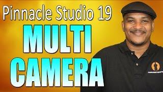 Pinnacle Studio 19 Ultimate Multi-Camera Editor Tutorial