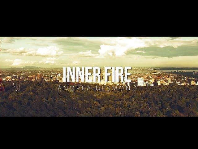 Andrea Desmond - Inner Fire (Official Lyric Video)