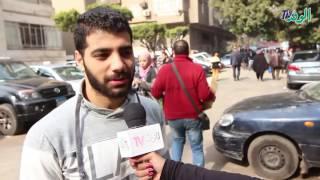 شاهد.. توقعات المصريين لنتيجة مباراة مصر ومالي اليوم في أمم أفريقيا 2017