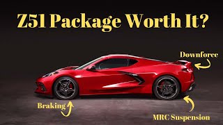 Everything About the 2020 Corvette C8 Z51 Package *Mid Engine Corvette*