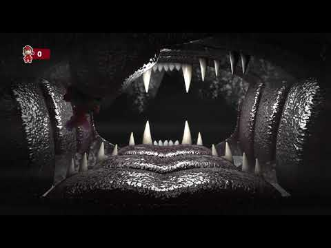 LittleBigPlanet 2 ( LBP 2) Vore Levels by Inxitus (And messing around on Moon)