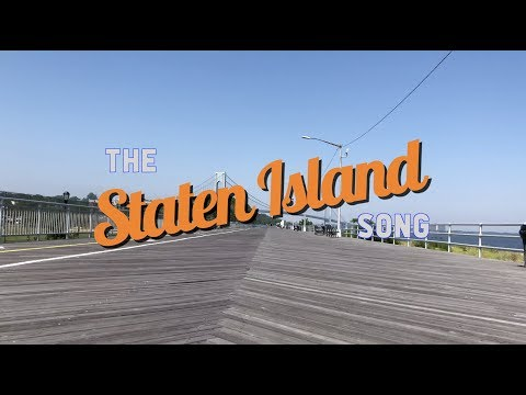 The Staten Island Song - COMEDY MUSIC VIDEO