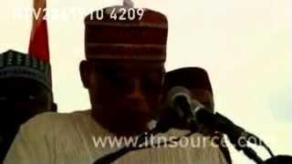 General Ibrahim Babangida Declares For Presidency