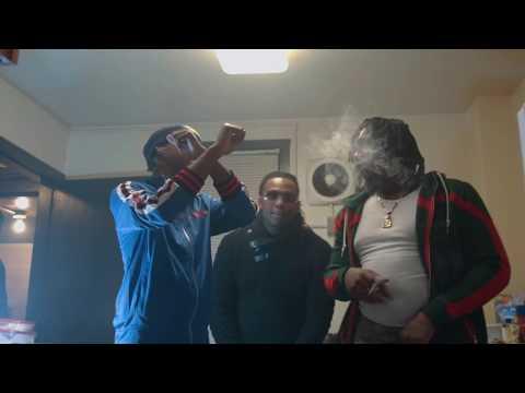 BabyFace Ray Ft. Gwapo Chapo & Looney Babie - 4AM In Milwaukee [Prod. Reddi]