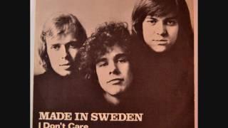 Baixar Made in Sweden   I don´t Care (Single Version)