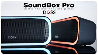DOSS SoundBox Pro | Klangtest vs. Sony XB20 | deutsch | 2018