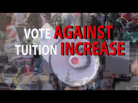 CSU Student Crisis: Tuition Increase