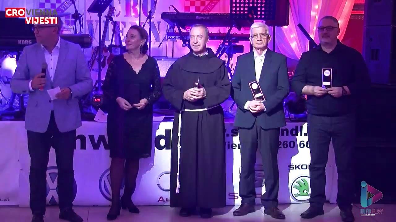 Dodjela priznanja suradnicima Cro Vienna - vijesti