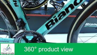 f18a39d3201 EUROBIKE 2016 - Bianchi L'Eroica classic steel bicycle - Свежий ...