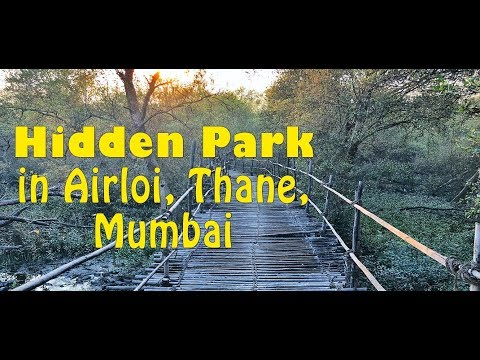 The Hidden Park in Airoli, Navi Mumbai - Coastal and Marine Biodiversity Centre