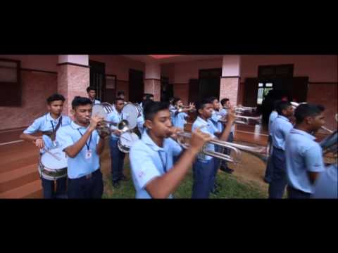 Carmel HSS Chalakudy Annual Day Theme Song 2015
