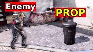 PROP HUNT IS IN CALL OF DUTY MOBILE!!!