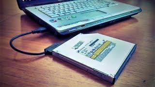 Кабель E-yield USB 3.0&13pin Slimline SATA для DVDrom&HDD Caddy. Обзор!)