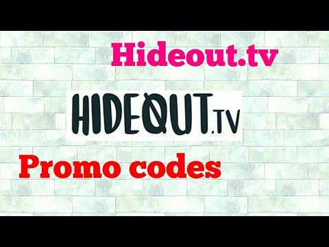 What is Hideout tv Promo codes How to Use it