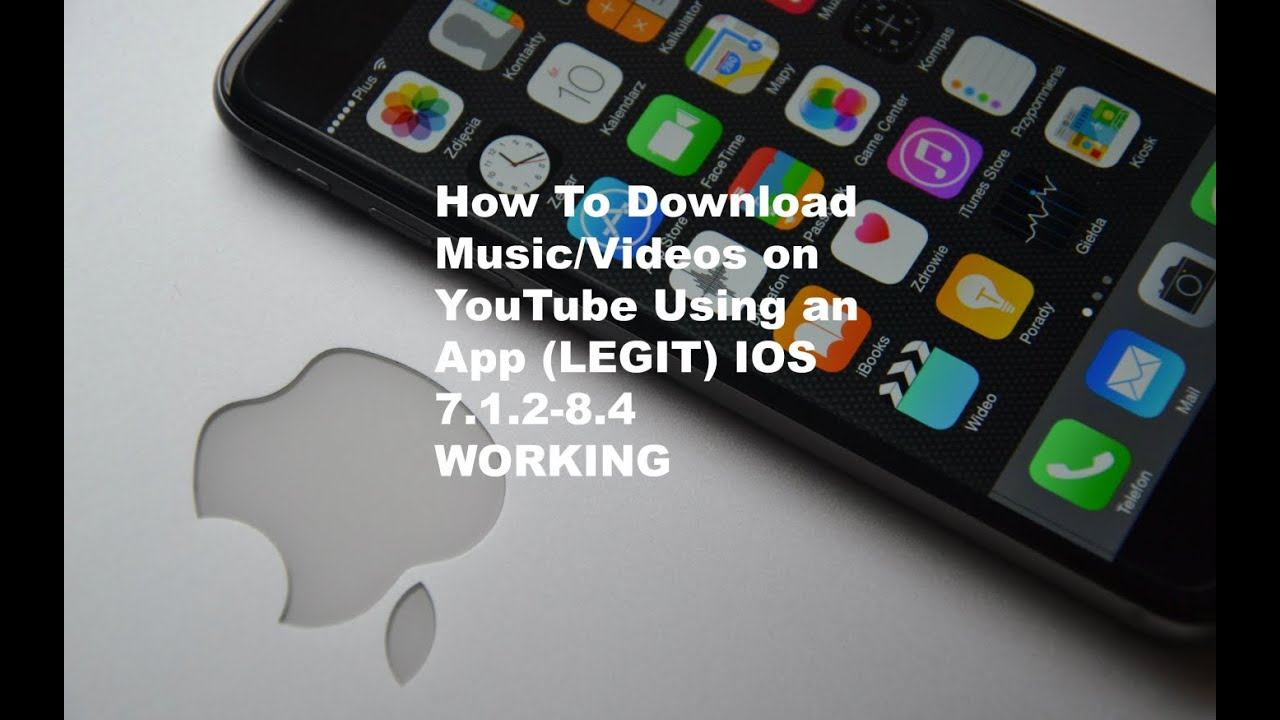 How to download musicvideos on youtube using an app legit ios how to download musicvideos on youtube using an app legit ios 712 84 working ccuart Choice Image