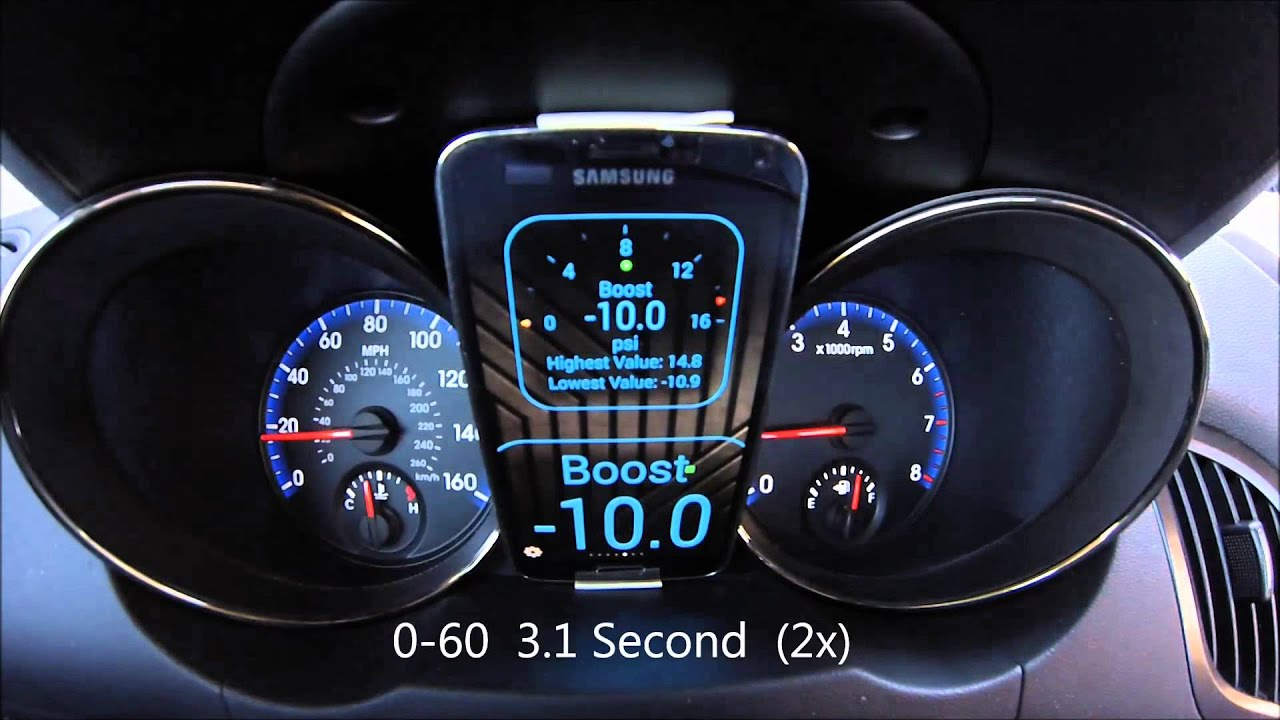 Hyundai Genesis Coupe 2.0T 0-60 3.1 Seconds - YouTube