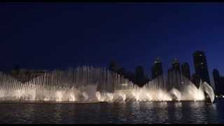 The Dubai Fountain - Bassbor Al Fourgakom