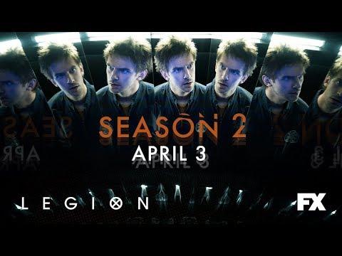 Legion | Season 2 - Official Trailer