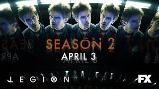 Legion | Season 2 - Official Trailer
