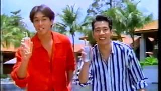 GATSBY Commercial 1994 Eisaku Yoshida, Kenji Moriwaki ギャツビー CM...