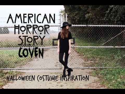 American Horror Story Coven: Halloween Makeup & Outfit Inspiration