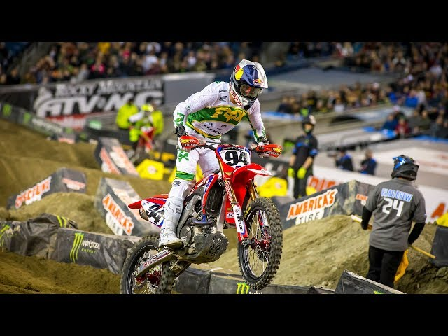 The Weege Show | 2019 Seattle Supercross