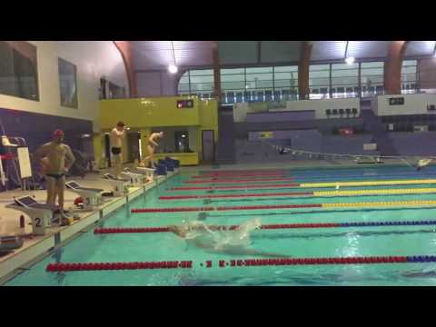 Emma cassell diving fun
