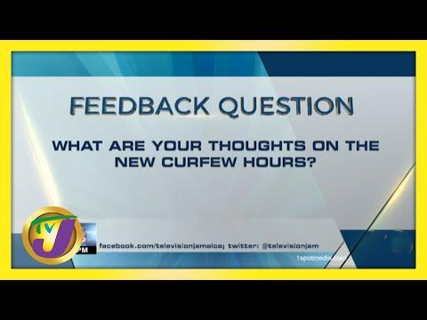 Feedback Question   TVJ News - June 1 2021