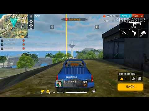 Total Gaming Ajju Bhai94 Found A Hacker In Free Fire .(wall Hack,speed Hack........)