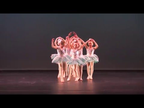 "Dance Magic & The Ballet School - Ballet III - ""O Christmas Tree"""