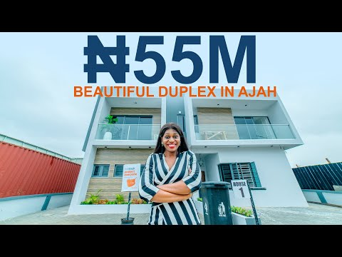 inside-a-₦55-million-($152-thousand)-4-bedroom-semi-detached-duplex-in-ajah
