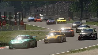 GT SPORT FIA GT Manufacturer Series 2019/20 Exhibition Series - Season 2 - Round 6 Broadcast