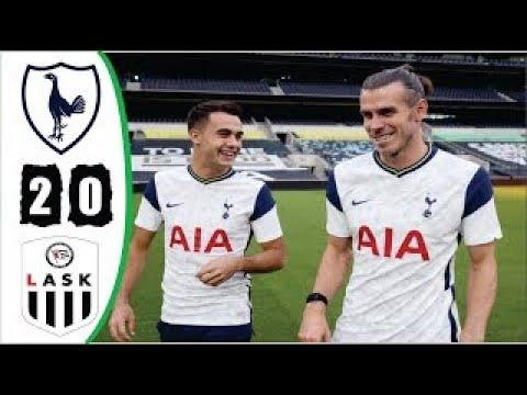 Tottenham Vs Lask 2 0 All Goals Extended Highlights 2020 Youtube