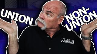 Union Plumbing vs Non-Union Plumbing? Ask a Plumber