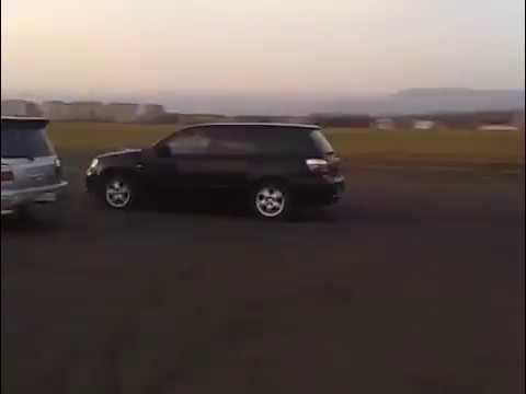subaru forester turbo VS mitsubishi airtek turbo