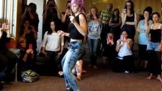 Видео: SARA LOPEZ- lady style kizomba workshop . 2013