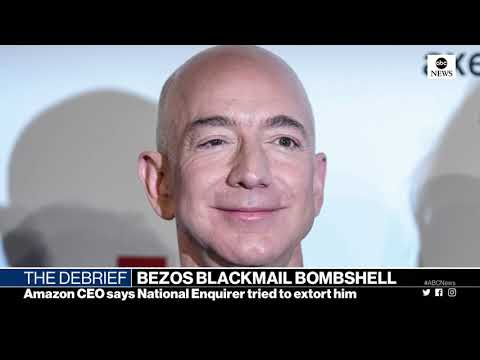 The Debrief: Bezos bombshell, Venezuela leadership crisis, Whitaker testifies | ABC News