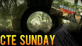 CTE Sunday - Shotgun Nerf, Dusting, Jungle Map, and More! - Weekly BF4 CTE Update (AUG 30)