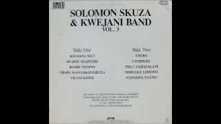 solomon skuza & kwejani band, vol.3 --- udubo