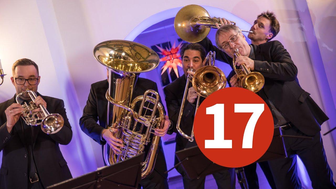 Türchen 17 - Der musikalische Weihnachtsschmaus