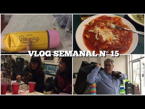 Vlog Semanal 14: Piscina de pasta y once cumpleañera! ♥ LM