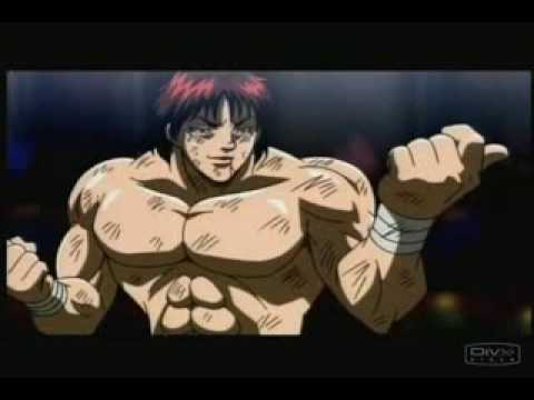 baki the grappler saison 2 vf
