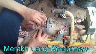Merakit ulang Kompressor