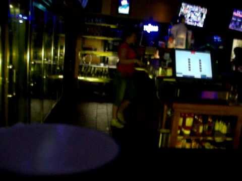 Bartender Amanda