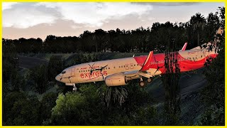 B737 AİR INDİA EXPRESS FLİGHT 812, How The Accident Happened, Mangalore International Airport