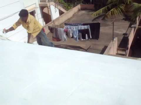 India-Climate change -White roofs- One thing to do for an ecological home