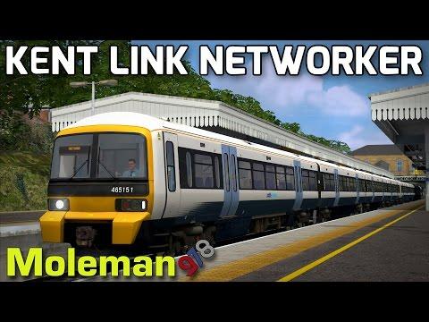 Kent Link Networker! | TS2016 | SE Class 465/1 | Chatham Main Line