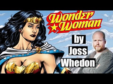 Medium Talent Dramatically Reads: Wonder Woman by Joss Whedon