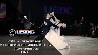 WDC Professional International Ballroom I Final I USDC 2019
